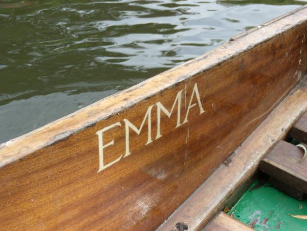 barque nommée EMMA