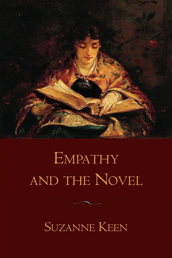 couverture ouvrage de Suzanne Keen: Empathy and the Novel (OUP, 2010)