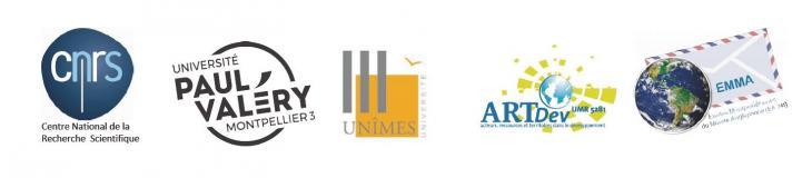 Logos des différents partenaires institutionnels