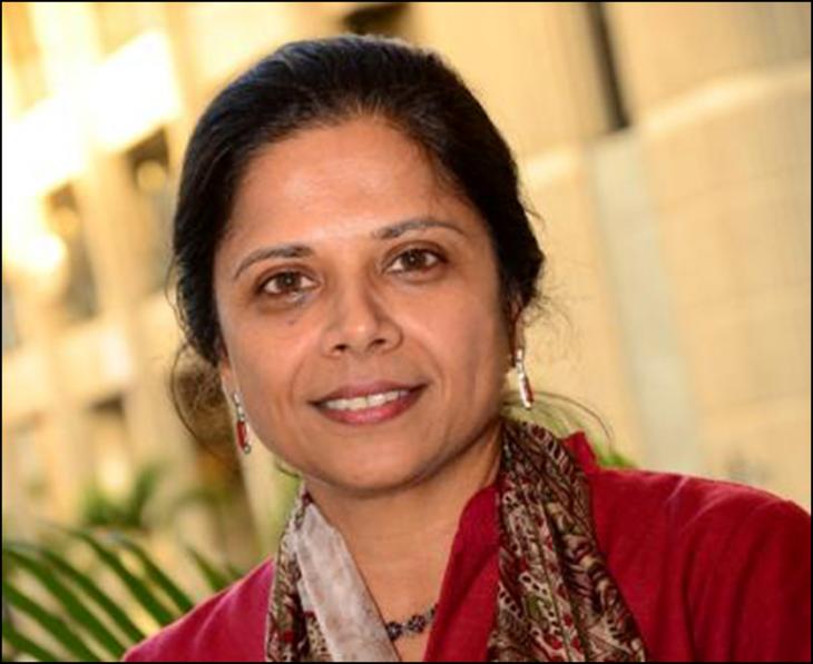 portrait de Srilata Ravi